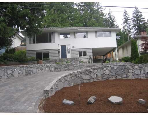 Main Photo: 954 WELLINGTON Drive in North_Vancouver: Lynn Valley House for sale (North Vancouver)  : MLS®# V773469
