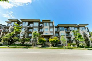 """Photo 1: 101 13468 KING GEORGE Boulevard in Surrey: Whalley Condo for sale in """"The Brooklands"""" (North Surrey)  : MLS®# R2281963"""