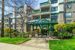 "Photo 1: 302 1575 BEST Street: White Rock Condo for sale in ""The Embassy"" (South Surrey White Rock)  : MLS®# R2560009"