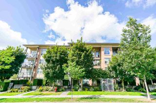 "Photo 1: 323 10707 139 Street in Surrey: Whalley Condo for sale in ""Aura II"" (North Surrey)  : MLS®# R2494782"