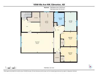 Photo 50: 10540 60A Avenue in Edmonton: Zone 15 House for sale : MLS®# E4265969