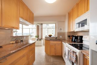 """Photo 13: 505 2135 ARGYLE Avenue in West Vancouver: Dundarave Condo for sale in """"THE CRESCENT"""" : MLS®# R2620347"""
