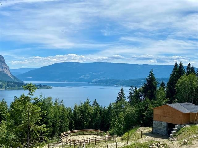 Main Photo: 292 Kault Hill Road, in Salmon Arm: Vacant Land for sale : MLS®# 10236879