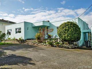 Photo 1: 318 Clifton Terr in VICTORIA: Es Saxe Point House for sale (Esquimalt)  : MLS®# 714838