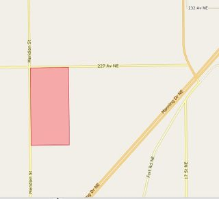 Photo 1: 22551 MERIDIAN Street in Edmonton: Zone 50 Vacant Lot for sale : MLS®# E4114851