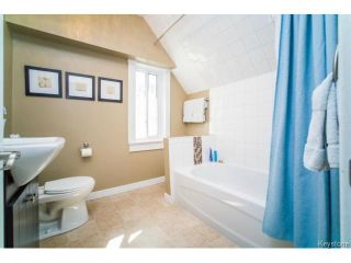 Photo 13: 696 Jessie Avenue in WINNIPEG: Fort Rouge / Crescentwood / Riverview Residential for sale (South Winnipeg)  : MLS®# 1421181