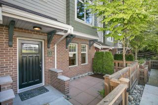 """Photo 18: 17 3380 FRANCIS Crescent in Coquitlam: Burke Mountain Townhouse for sale in """"Francis Gate"""" : MLS®# R2110259"""