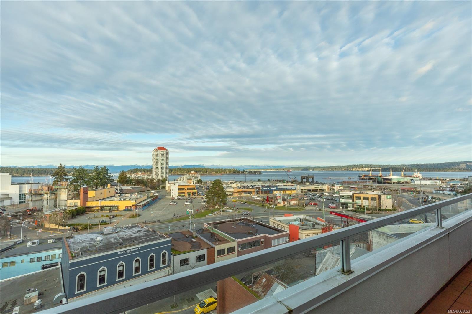 Main Photo: 413 30 Cavan St in : Na Old City Condo for sale (Nanaimo)  : MLS®# 865823