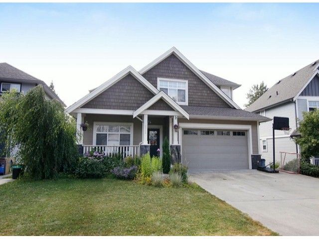 """Main Photo: 4342 BLAUSON Boulevard in Abbotsford: Abbotsford East House for sale in """"AUGUSTON"""" : MLS®# F1417968"""
