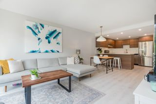 """Photo 4: 209 808 E 8TH Avenue in Vancouver: Mount Pleasant VE Condo for sale in """"Prince Albert Court"""" (Vancouver East)  : MLS®# R2605098"""