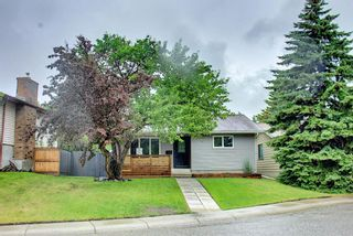 Photo 1: 428 Queensland Place SE in Calgary: Queensland Detached for sale : MLS®# A1123747
