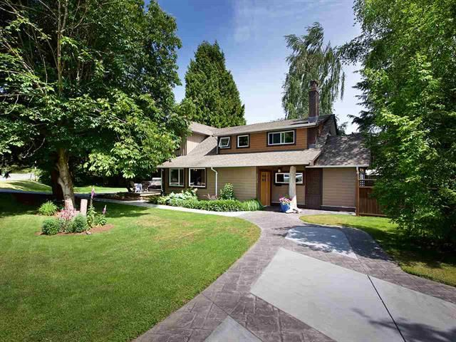 Main Photo: 5210 Ferry Road in Ladner: Neilsen Grove House for sale