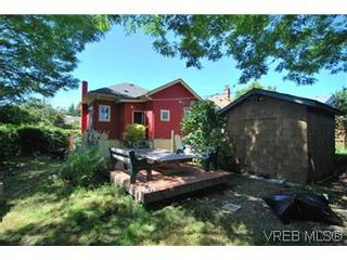 Photo 4: 2953 Shakespeare St in VICTORIA: Vi Oaklands House for sale (Victoria)  : MLS®# 583805