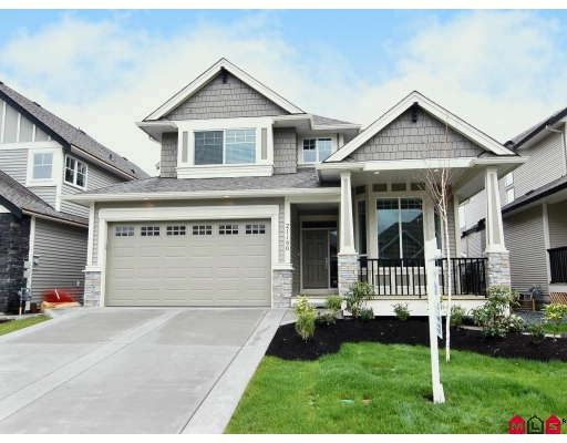 """Main Photo: 21186 83A Avenue in Langley: Willoughby Heights House for sale in """"YORKSON"""" : MLS®# F2805996"""