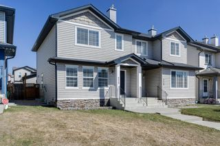 Main Photo: 215 Covemeadow Crescent NE in Calgary: Coventry Hills Semi Detached for sale : MLS®# A1095417