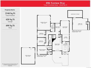 Photo 42: 896 Terrien Way in : PQ Parksville House for sale (Parksville/Qualicum)  : MLS®# 873066