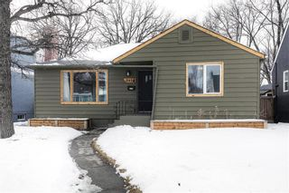 Photo 1: 545 Montrose Street in Winnipeg: River Heights Single Family Detached for sale (1D)  : MLS®# 202103840