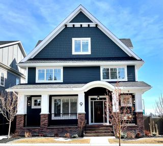 Photo 1: 9 Trasimeno Crescent SW in Calgary: Currie Barracks Detached for sale : MLS®# A1081880