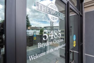 """Photo 26: 209 5485 BRYDON Crescent in Langley: Langley City Condo for sale in """"The Wesley"""" : MLS®# R2593445"""