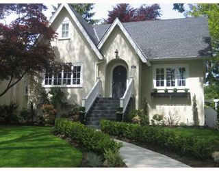 Photo 1: 3007 W 36TH Avenue in Vancouver: MacKenzie Heights House for sale (Vancouver West)  : MLS®# V766972