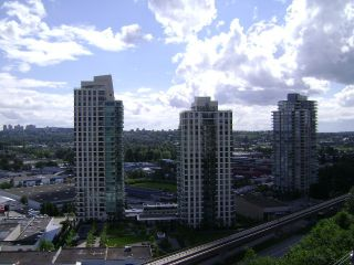 Photo 13: 1606 2060 BELLWOOD Avenue in BURNABY: Brentwood Park Condo for sale (Burnaby North)  : MLS®# V1066530