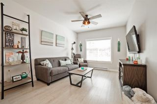 """Photo 2: 202 32789 BURTON Avenue in Mission: Mission BC Townhouse for sale in """"SILVER CREEK TOWNHOMES"""" : MLS®# R2261598"""