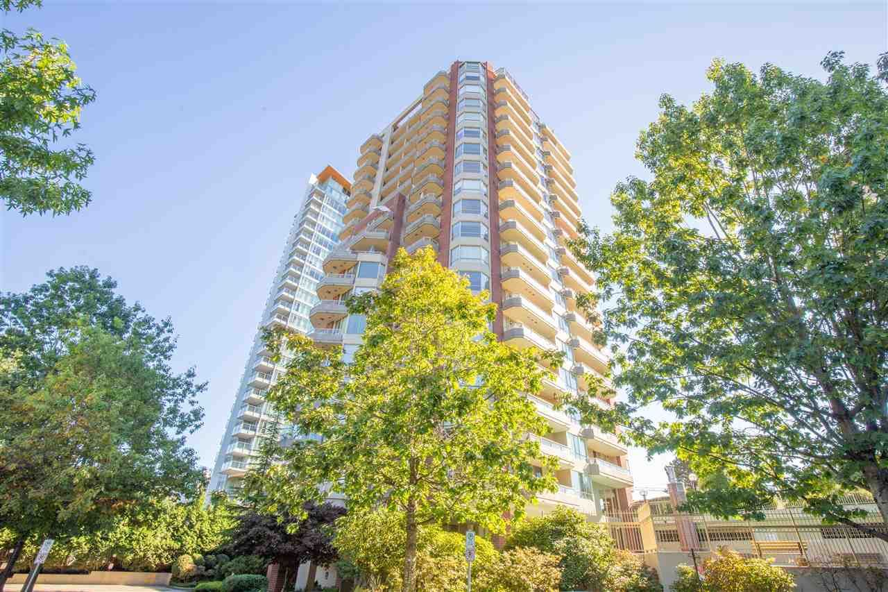 """Main Photo: 1602 738 FARROW Street in Coquitlam: Coquitlam West Condo for sale in """"THE VICTORIA"""" : MLS®# R2527689"""