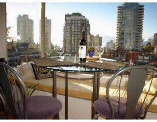 """Photo 2: 1104 1330 HORNBY ST in Vancouver: Downtown VW Condo for sale in """"HORNBY COURT"""" (Vancouver West)  : MLS®# V560112"""
