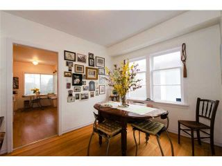 """Photo 3: 2725 TRINITY Street in Vancouver: Hastings East House for sale in """"THE SWEET SPOT NORTH OF MCGILL"""" (Vancouver East)  : MLS®# V880022"""