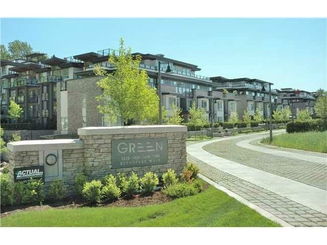 """Main Photo: 502 7478 BYRNEPARK Walk in Burnaby: South Slope Condo for sale in """"GREEN"""" (Burnaby South)  : MLS®# V1075631"""