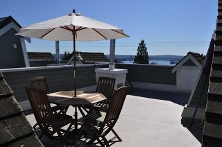 """Photo 9: 106 209 E 6TH Street in North Vancouver: Lower Lonsdale Townhouse for sale in """"Rose Garden Court"""" : MLS®# V909096"""