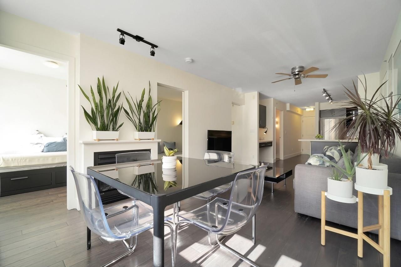 """Main Photo: 208 3423 E HASTINGS Street in Vancouver: Hastings Sunrise Condo for sale in """"ZOEY"""" (Vancouver East)  : MLS®# R2514365"""