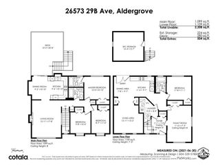 Photo 31: 26573 29B Avenue in Langley: Aldergrove Langley House for sale : MLS®# R2598515