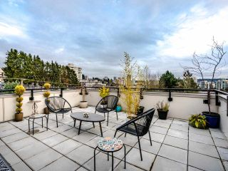 """Photo 5: 409 1306 FIFTH Avenue in New Westminster: Uptown NW Condo for sale in """"Westbourne"""" : MLS®# R2441165"""