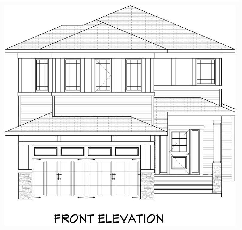 Main Photo: 106 Creekside Way SW in Calgary: C-168 Detached for sale : MLS®# A1113972