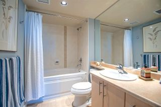 """Photo 16: 1206 125 MILROSS Avenue in Vancouver: Mount Pleasant VE Condo for sale in """"CREEKSIDE"""" (Vancouver East)  : MLS®# R2159245"""