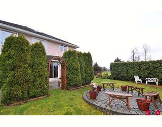 "Photo 10: 6309 186TH Street in Surrey: Cloverdale BC House for sale in ""Eagle Crest"" (Cloverdale)  : MLS®# F2904120"