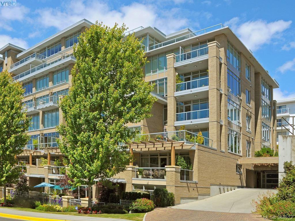 Main Photo: 601 828 Rupert Terr in VICTORIA: Vi Downtown Condo for sale (Victoria)  : MLS®# 772885