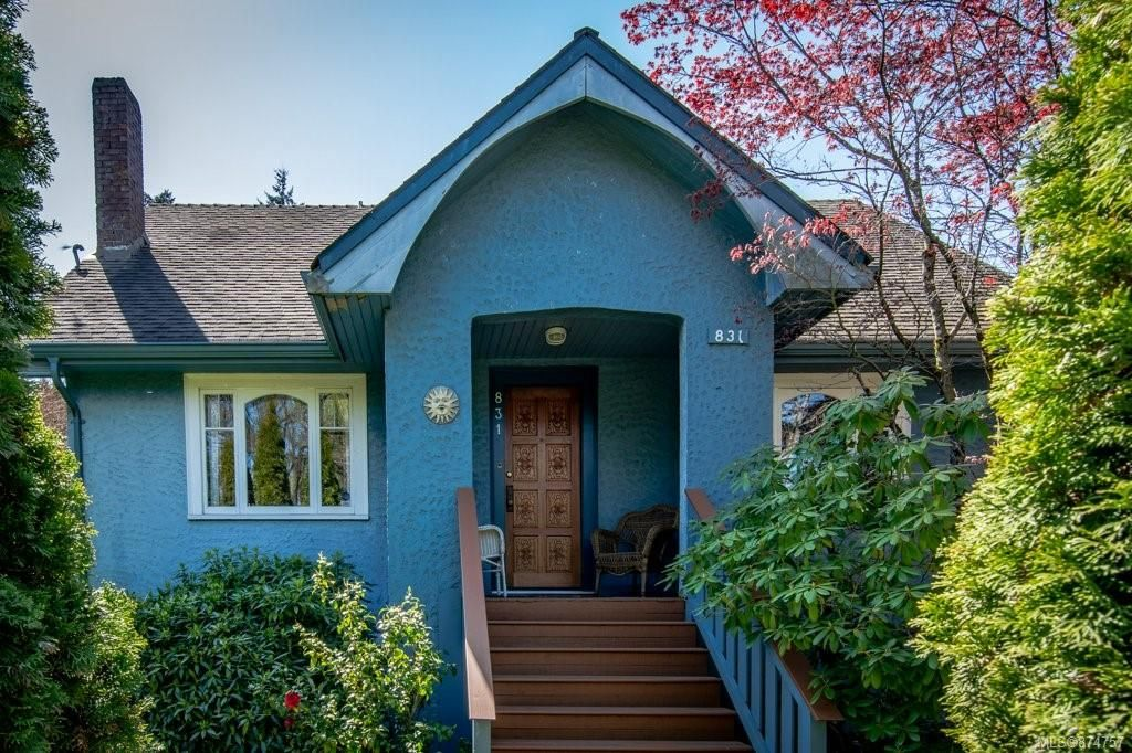 Main Photo: 831 Comox Rd in : Na Old City House for sale (Nanaimo)  : MLS®# 874757