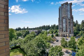 """Photo 18: 607 7368 SANDBORNE Avenue in Burnaby: South Slope Condo for sale in """"MAYFAIR PLACE"""" (Burnaby South)  : MLS®# R2598493"""