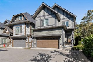 """Photo 3: 5 8217 204B Street in Langley: Willoughby Heights Townhouse for sale in """"Everly Green"""" : MLS®# R2616623"""
