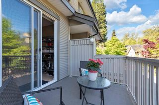 """Photo 16: 8 8415 CUMBERLAND Place in Burnaby: The Crest Townhouse for sale in """"ASHCOMBE"""" (Burnaby East)  : MLS®# R2576474"""