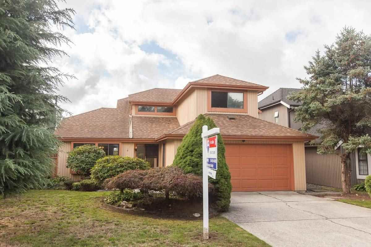 "Main Photo: 11946 WOODRIDGE Crescent in Delta: Sunshine Hills Woods House for sale in ""Sunshine Hills"" (N. Delta)  : MLS®# R2106494"