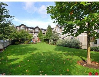 """Photo 10: 29 20176 68TH Avenue in Langley: Willoughby Heights Townhouse for sale in """"STEEPLECHASE"""" : MLS®# F2832539"""