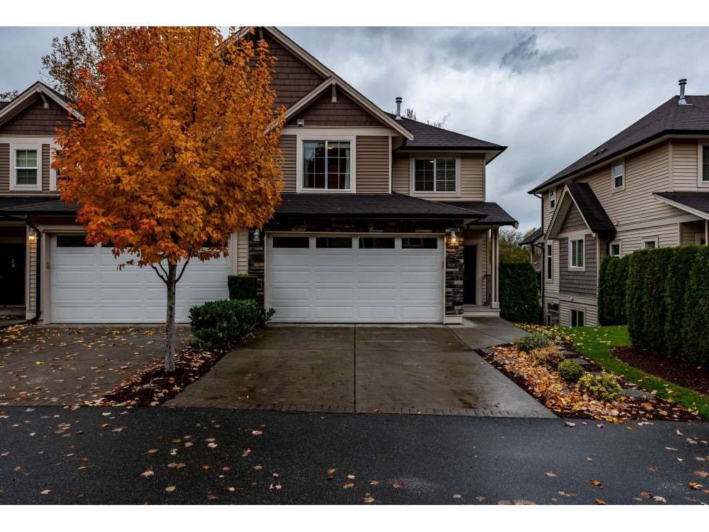 Main Photo: 28 46832 HUDSON Road in Sardis: Promontory Townhouse for sale : MLS®# R2414258