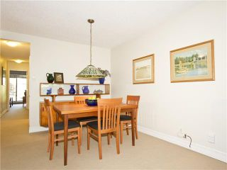 """Photo 6: 852 GREENCHAIN in Vancouver: False Creek Townhouse for sale in """"HEATHER POINT"""" (Vancouver West)  : MLS®# V1019589"""