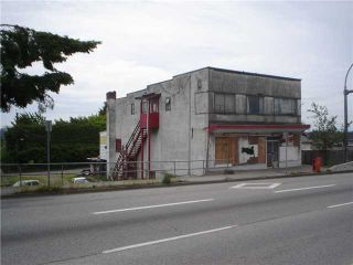 Photo 1: 4908 HASTINGS Street in Burnaby: Capitol Hill BN Land for sale (Burnaby North)  : MLS®# V833635