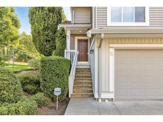 Photo 3: 5 16760 61 AVENUE in Surrey: Cloverdale BC Townhouse for sale (Cloverdale)  : MLS®# R2614988
