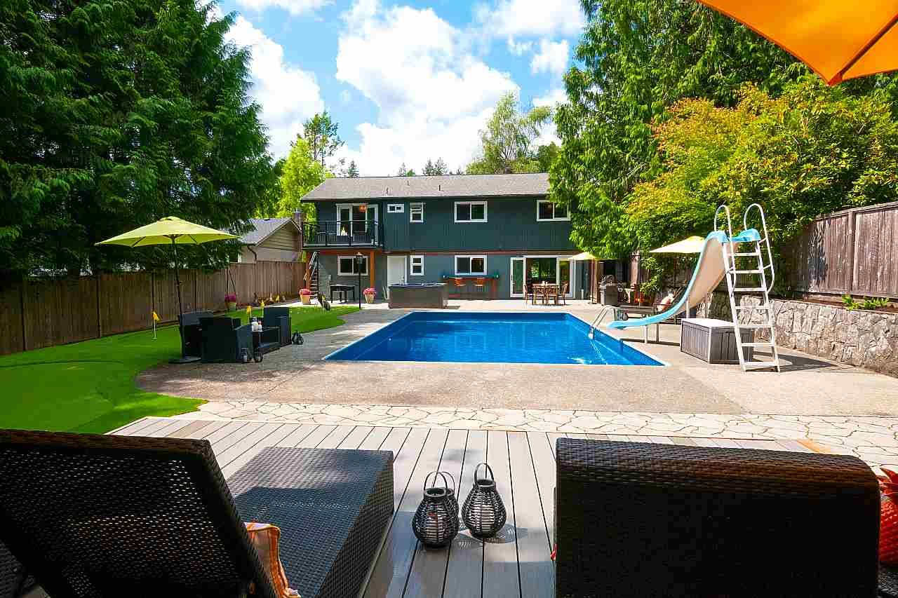 Photo 20: Photos: 4360 NOTTINGHAM ROAD in North Vancouver: Lynn Valley House for sale : MLS®# R2394443