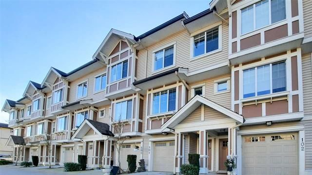 Main Photo: 101 10151 240 Street in Maple Ridge: Albion Townhouse for sale : MLS®# R2549414